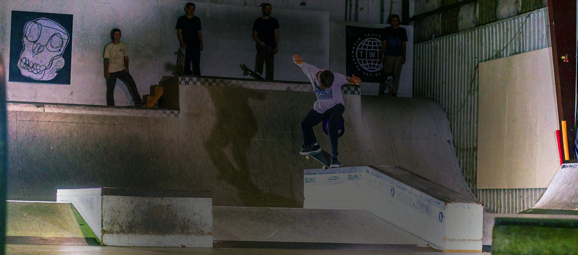 Texas Skate Jam is HAPPENING!