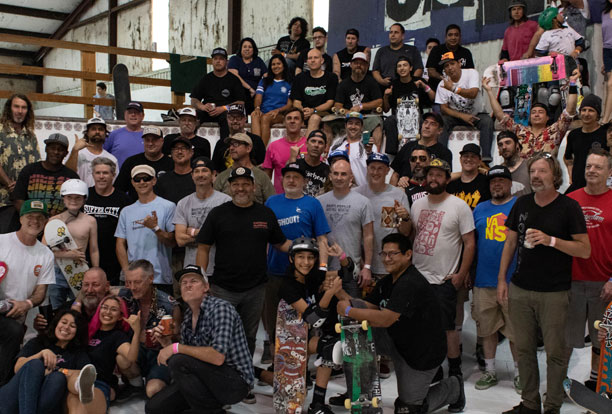 Annual Old Man Bowl Jam Results and Photos from the 10th Annual
